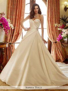 Home » Wedding Dresses » Sophia Tolli Spring 2017 Wedding Dresses Collection Style No > Y11721 – Desiree