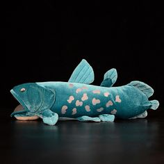Cheap fish dolls, Buy Quality dolls for kids directly from China toy soft Suppliers: Long Lifelike Huggable Coelacanth Stuffed Toys Soft Simulation Sea Animals Plush Toy Fish Dolls For Kids Birthday Gifts Deep Sea Creatures, Kids Birthday Gifts, Buy Toys, Bear Toy, Toy Craft, Plush Animals, Soft Sculpture, Handmade Toys, Plushies