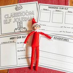 Around The Corner, Elf On The Shelf, December, Teacher, Classroom, Canning, Holiday Decor, How To Make, Guy
