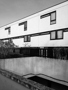 Dunboyne Road Housing, London NW3, Neave Brown, Camden Council's Archiects Department, 1971-1975 Photo: Simon Phipps