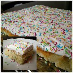 ~ Karins Kök ~: Funfetti cake.