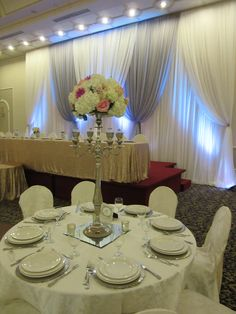 Wedding guest table design done through WEDS by Mega City #wedding #decor #reception