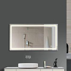 Make Up Spiegel Mit Beleuchtung | Badspiegel Mit Beleuchtung Vella M444l4 Design Spiegel Fur