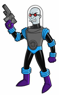 Mr. Freeze Identity: Victor Fries Height: Unknown Weight: Unknown