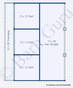 The O 39 Jays Horse Barn Plans And Barn Plans On Pinterest