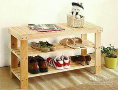 Diy Wood Shoe Rack – Curtis M Lewis