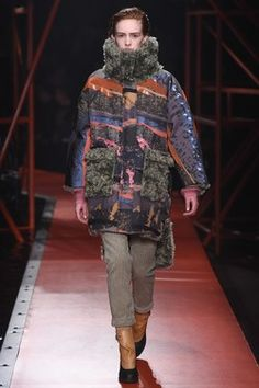Catwalk Report: Hunter Original A/W 15  #FindItWithOrpiva #Catwalk #FashionWeek