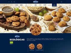 Website Galletas Artiach designed by OLDBOY Creative Development. Connect with them on Dribbble; the global community for designers and creative professionals. Website, Breakfast, Creative, Food, Jelly Beans, Cookies, Innovative Products, Morning Coffee, Essen