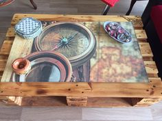 living room table Pallet