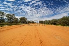 outback: Sandy Outback Track