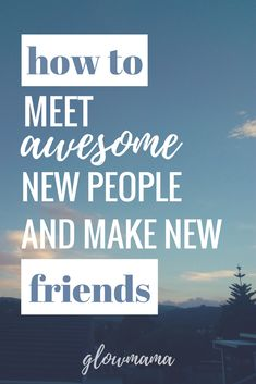 Making friends as a parent is hard; heck, making friends as an ADULT is hard! Let me help you out with these 5 places to meet new people. Embrace The Chaos, Make New Friends, Meeting New People, Other People, Parenting, Wellness, Let It Be, Business, Places