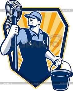Картинки по запросу мужчины уборщики