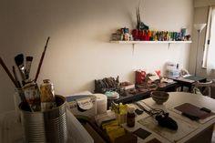Dans l'atelier de Sébastien Carré. Créateur de bijoux contemporain. http://atelierdecreateur.fr/vitrine/sebastiencarre/