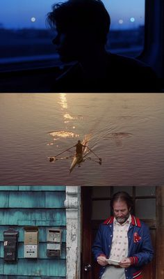 Good Will Hunting Director - Gus Van Sant Cinematographer - Jean-Yves Escoffier