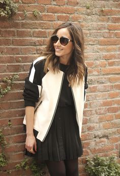 Bomber Jacket | BeSugarandSpice - Fashion Blog
