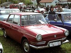 BMW 700 -  a small rear-engined car produced by BMW in various models from August 1959 to November 1965.