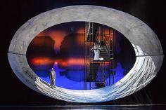 78° Maggio Musicale Fiorentino Claude Debussy - Pelléas et Mélisande. Paolo Fanale nel ruolo di Pelléas. Monica Bacelli nel ruolo di Mélisande. Foto © Simone Donati / Terraproject / Contrasto #78MMF