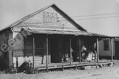 Juke Joint Vintage Building 4x6 Reprint Of Old Photo