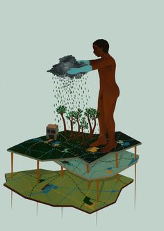 Otobong Nkanga (Nigeria) Contemporary African Art, Contemporary Paintings, Appropriation Art, Internet Art, New Media Art, South African Artists, Africa Art, Daddy, Feminist Art
