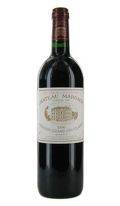 1996 Chateau Margaux 750ML