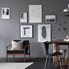 Inspiration for your wall | Complete Art wall concept