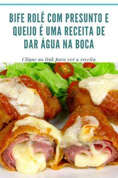 Easy Dinner Recipes, Easy Meals, Tostadas, Diy Food, Baked Potato, Ale, Banana, Meat, Chicken