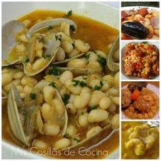 4 Recetas de legumbres y un truco   https://es.pinterest.com/paquinavarrog/comida-sana/