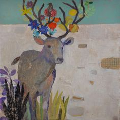 Dishfunctional Designs: Pass The Buck! Trendy Antlered Home Decor