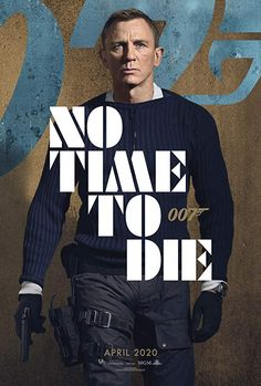 James Bond : No Time To Die 2020 trailer was released on Dec Daniel Craig is back as Mr. Bond for the final time. 2020 Movies, Hd Movies, Movies To Watch, Movies Online, Movie Tv, Movies Free, Cult Movies, Comedy Movies, Scary Movies