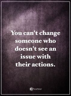 change someone