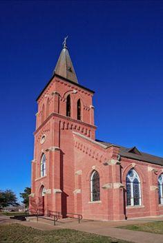 The Painted Churches | Texas Magazine