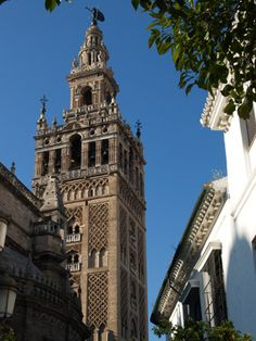 La Giralda in Sevilla, Spain