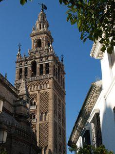 Sevilla, Spain la Giralda