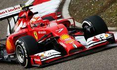 Kimi Räikkönen finished eighth in China on Sunday.