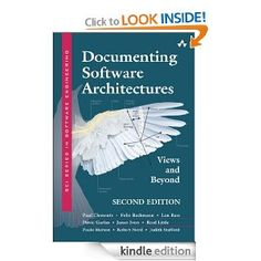 Documenting Software Architectures: Views and Beyond Software, Ss, Amazon, Architecture, Arquitetura, Riding Habit, Architecture Illustrations