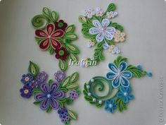 Coolest DIY Refrigerator Magnets For Anyone Quilling Paper Craft, Quilling Jewelry, Quilling Flowers, Paper Flowers, Paper Crafts, Quilling Patterns, Quilling Designs, Quilled Creations, Useful Origami