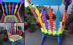 Emily - a hopeFULL rocking chair