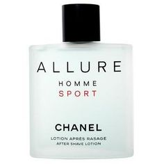 Chanel Allure Homme Sport Lotion après-rasage | Your #1 Source for Beauty Products