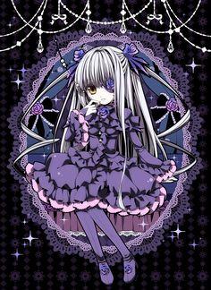 rozen maiden, barasuishou