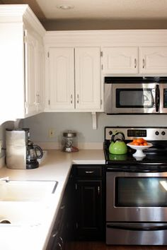 Sweet Something Designs: Kitchen Facelift Reveal