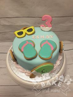 Summer feelings cake