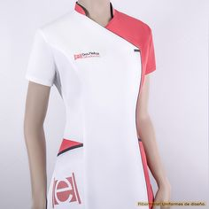 RM-15090 Clinic Logo, Medical Scrubs, Designer Dresses, Athletic Tank Tops, Coat, Womens Fashion, Shopping, Collection, Style