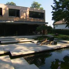 Amfitheater in de tuin - Eigen Huis en Tuin