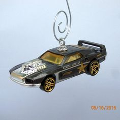 Rivited The Winter Soldier Custom Mustang Car by BettyGiftStore