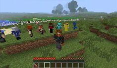 My People Mod para Minecraft 1.2.5