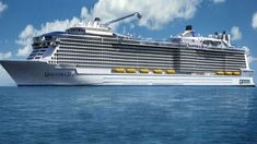Royal Caribbean's Quantum of the Seas - new dining concepts, looks like a great line up