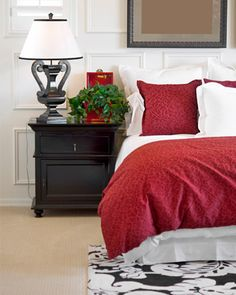 Faulkner Design Group in- She Knows Home  Garden: Comments in Turn Your Bedroom Into a Retreat