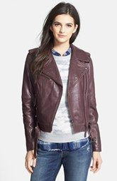 Treasure&Bond Leather Jacket available at Nordstrom.