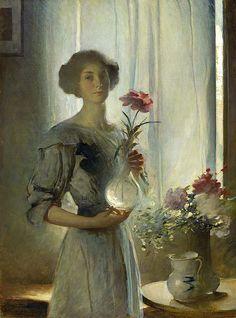 June, John White Alexander