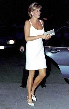 Diana in Italy 1995